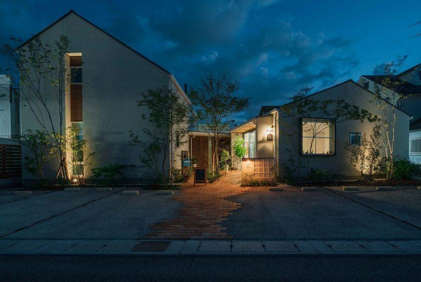理想を叶えたスタイル、店舗併用型の家|神徳動物病院